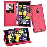 Nokia Lumia 1520 Hülle in ROT von Cadorabo - Handy-Hülle