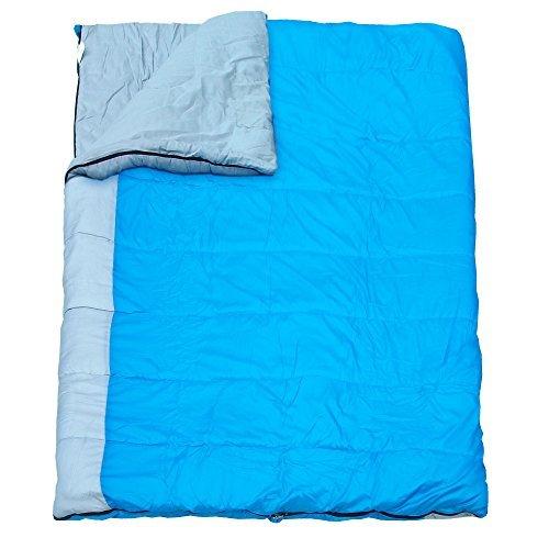redstone-xl-double-sleeping-bag-converts-into-2-singles-400gsm-3-4-season-210cm-length-camping-hikin