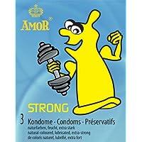 Amor Strong Kondome 3er Pack, extrastark preisvergleich bei billige-tabletten.eu