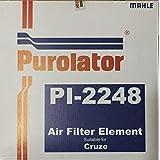 Purolator  High Performance Air Filter for Chevrolet Cruze