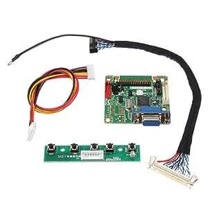 MT6820-B 10 pouces Pour 42 pouces 5V Universal Moniteur LCD LVDS pilote de carte contrôleur avec câble.