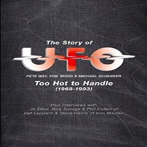 Ufo - Too Hot To Handle - Dvd