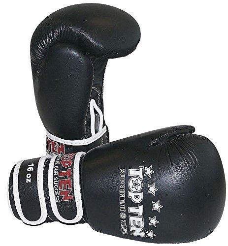 Top Ten Box-Handschuhe Sparring SUPERFIGHT 3000 14oz Top Ten Handschuhe