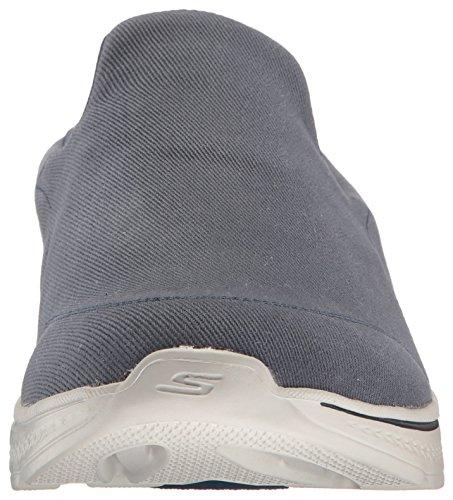 Skechers Herren Go Walk 4 Sneakers Blau (nvgy)
