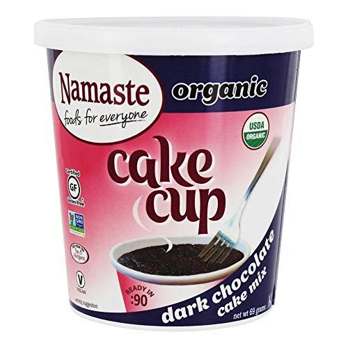 cdf2462fcd Namaste Foods - Organic Cake Cup Dark Chocolate Mix - 1 Tazas