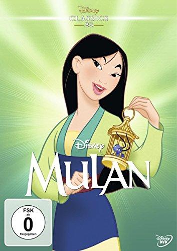 Mulan (Disney Classics) [inglés] [DVD]