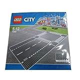 Lego 7280 City Gerade Straße und Kreuzung