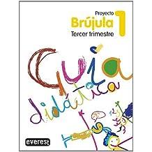 Proyecto Globalizado Brújula Tercer Trimestre 1 Primaria. Guía Didáctica: 1er ciclo. Educación Primaria (Proyecto Brújula)