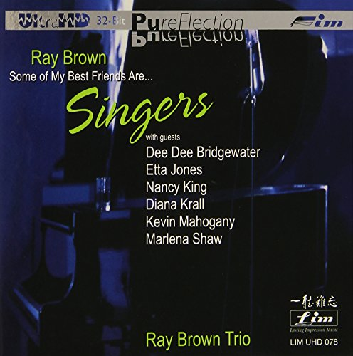 Some of My Best Friends Are Singers-Uhd-CD