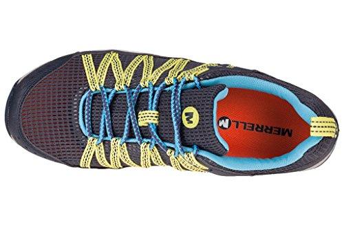 MERRELL Coastrider Schuhe Herren Trekking Schuhe Outdoor Blau J230874C Blau