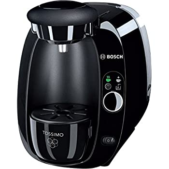 Bosch TAS2002GB Tassimo T20 Hot Beverage Machine. Gloss Black