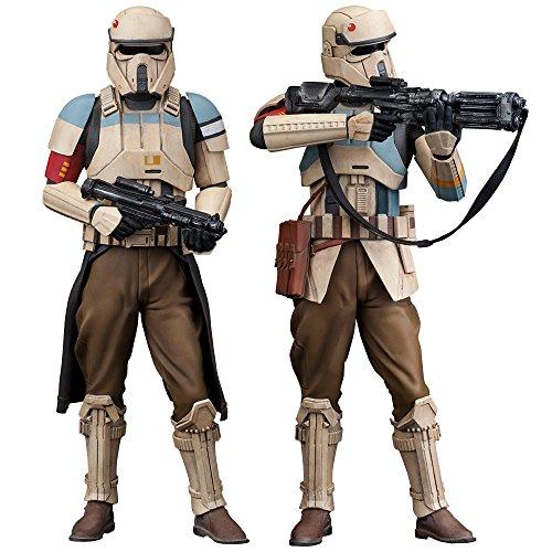 Kotobukiya Star Wars Rogue One shoretrooper Figura, 4934054903221, 18cm