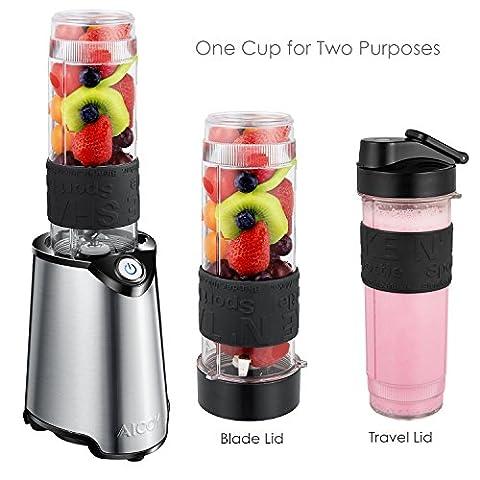 Aicok-Batidora-de-Vaso-Smoothie-maker-Mini-Batidora-con-2600ml-Botellas-de-Tritan-sin-BPA-Base-de-Acero-Inoxidable-para-Smoothies-Zumos-de-Fruta-y-Verdura-Milkshake-Plata