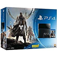 Sony PS4 Console with Destiny (PS4)