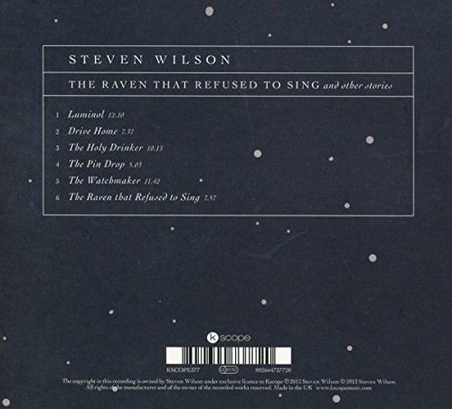 The Raven that Refused to Sing - New Edition (Digipak)