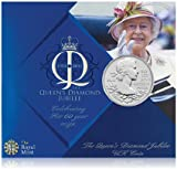 The Royal Mint The Queen'S Diamond Jubilee Official Coin