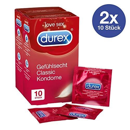 Durex sensación real preservativos preisvergleich