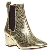 SOLE Phoebe Boots Metallic