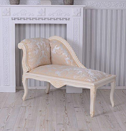 PALAZZO INT Barocksofa Antik Couch Retro Salonsofa Recamiere Shabby Chic Sofa