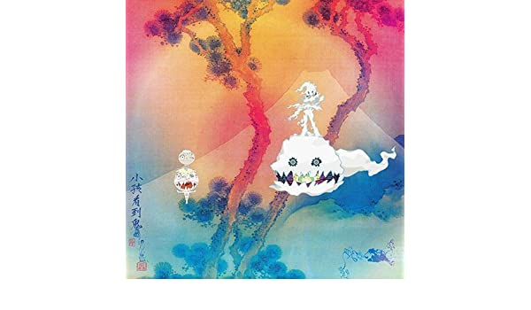 65ff2accdab2 Lost Posters ALBUM COVER POSTER kanye west KIDS SEE GHOSTS kid cudi 2018  giclee RECORD LP REPRINT #'d/100!! 12x12: Amazon.co.uk: Kitchen & Home