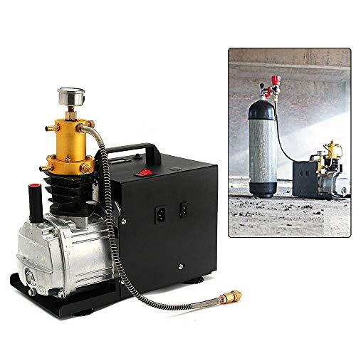 Compresor eléctrico Compresor Bomba aire alta presión