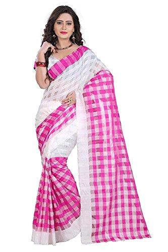 Saree ( Women\'s Tassar Silk Saree )