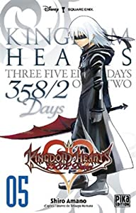 Kingdom Hearts 358/2 Days Edition simple Tome 5