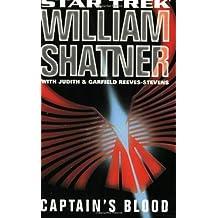 Captain's Blood (Star Trek) by William Shatner (2005-01-01)