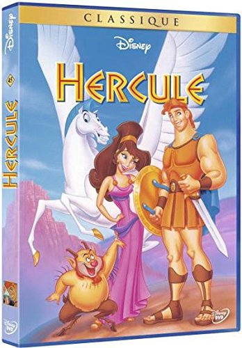 Hercule : film DVD