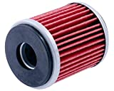 Ölfilter HIFLOFILTRO für Yamaha YZF-R 125 5D71 RE061 2008 15 PS, 11 kw