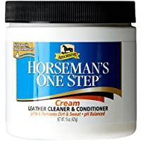 Absorbine Horseman's One Step Tack Cleaner and Con