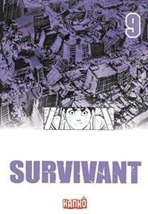 Survivants Edition simple Tome 9