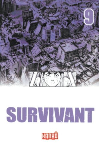 Survivants Edition simple Tome 9