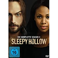 Sleepy Hollow - Die komplette Season 3