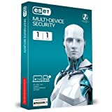 ESET Multi-Device Security - 1 User, 1 Year (CD)