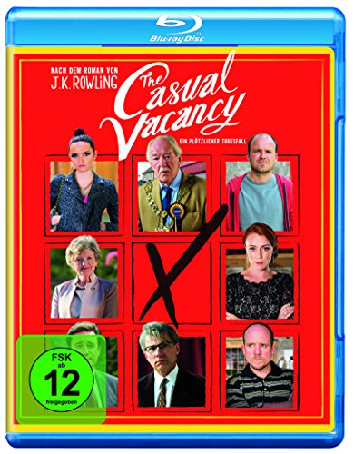 The Casual Vacancy - Ein plötzlicher Todesfall [Blu-ray]