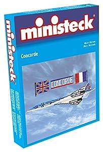 Ministeck 31821 - Concorde, tableros, 1350 Piedras y Accesorios