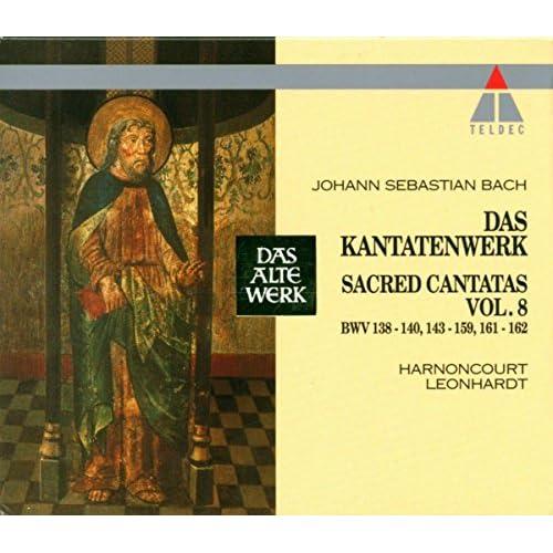 """Cantata No.151 Süsser Trost, mein Jesus kömmt BWV151 : II Recitative - """"Erfreue dich, mein Herz"""" [Bass]"""