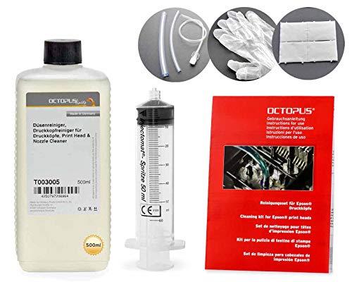nreiniger, Druckkopfreiniger für Epson Druckköpfe mit Schlauchadapter (kein OEM) ()