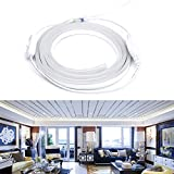 LEBRIGHT Ruban LED 2835 Bande Lumineuse Flexible 360 degrés Néon AC 100-240V IP65 LED Light Strip