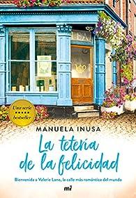 Serie Valerie Lane. La tetería de la felicidad.: 1 par Manuela Inusa
