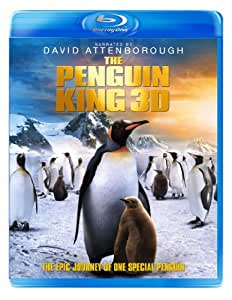 The Penguin King 3D (Blu-ray 3D + Blu Ray)