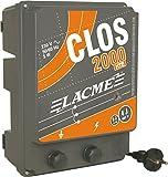 Clos 2000-hte electrificateur