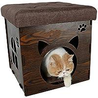 Nwn La Cama de Madera del Animal doméstico Puede acomodar los Muebles de la litera del