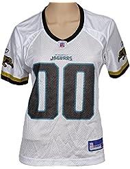 Jacksonville Jaguars NFL Reebok pour Femme réplique équipe Jersey,
