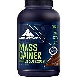 Multipower New Mass Gainer Vainilla Suplemento de Proteínas - 2000 gr