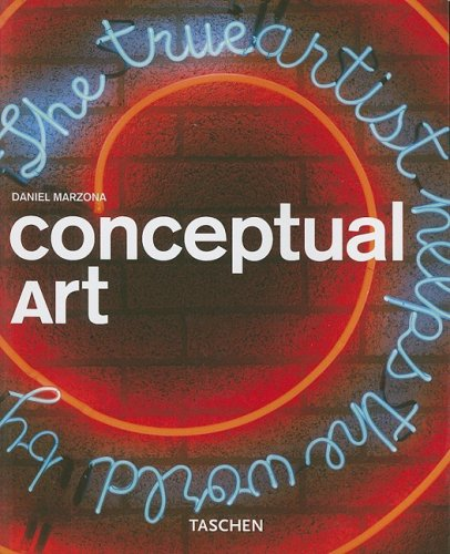 Conceptual Art Basic Art: Brilliant Concepts (Taschen Basic Art Series) por Daniel Marzona