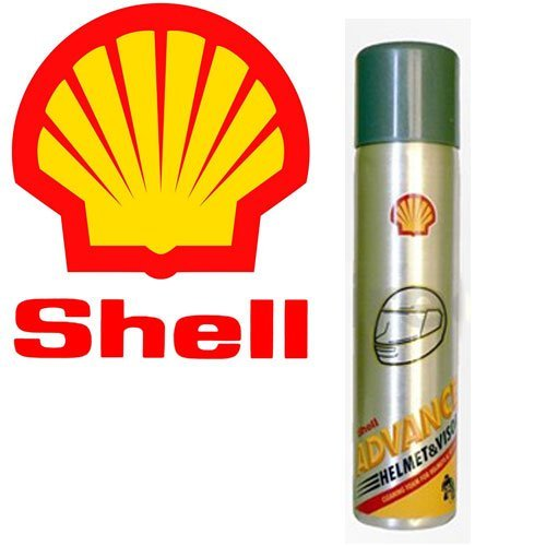 Advance Reiniger (Shell Advance Helmet & Visor Spray - Reiniger Helm - Autoscheiben - Fliesen, Spiegel und Glashaus)