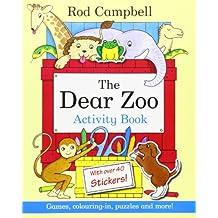 Dear Zoo Activity Book