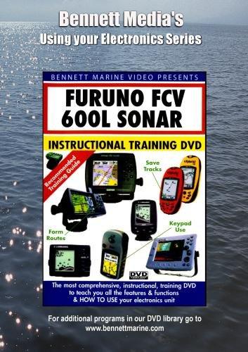 FURUNO 600L COLOR LCD FISHFINDER Furuno Fishfinder